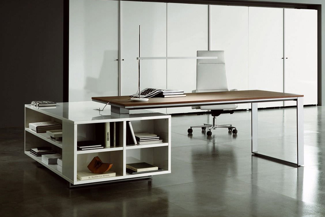 Lastest Office Furnitureoffice Wood Desk  Hong Kong Wood Tables For Sale